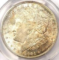 1921 D MORGAN SILVER DOLLAR $1   PCGS MS66    IN MS66   $1,150 VALUE