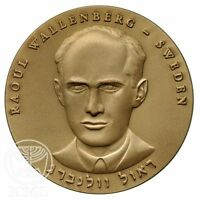 RAOUL WALLENBERG MEDAL 2003 BRONZE MEDALS COLLECTIBLE GIFT COMMEMORATIVE