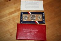 UNITED STATES BICENTENNIAL SILVER UNCIRCULATED SET 1776 1976 MINT