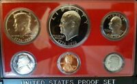 1776 1976 BICENTENNIAL UNITED STATES PROOF 6 COIN SET.
