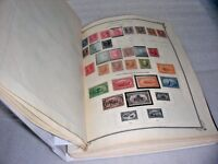 US, FABULOUS STAMP COLLECTION HINGED/MOUNTED IN A SCOTT AMERICAN ALBUM