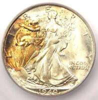 1940-S WALKING LIBERTY HALF DOLLAR 50C COIN - CERTIFIED ICG MINT STATE 65 - $300 VALUE