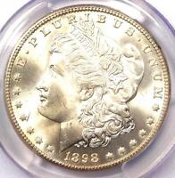 1898 O MORGAN SILVER DOLLAR $1   CERTIFIED PCGS MS67    IN MS67 GRADE   WOW