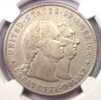 1900 LAFAYETTE SILVER DOLLAR $1   NGC VF DETAILS    CERTIFIED COIN