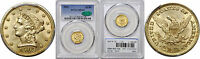 1903 $2.50 GOLD COIN PCGS MS 65 CAC