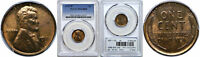 1925-D LINCOLN CENT PCGS MINT STATE 64 RB