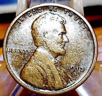 1913-S LINCOLN WHEAT CENT  TOUGH DATE