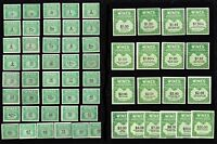 GENUINE SCOTT RE108 // 162 MINT NGAI NH SET OF 54 WINE STAMPS   DEALER CLOSEOUT