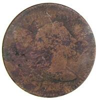 1795 LIBERTY CAP LARGE CENT 1C S 78   ANACS VG DETAILS    CERTIFIED COIN