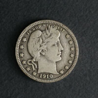 1910 P BARBER QUARTER GREAT DEALS FROM THE TECC BARGAIN BIN