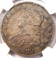 1832 CAPPED BUST HALF DOLLAR 50C O-122 - NGC EXTRA FINE 45 EF45 -  CERTIFIED COIN
