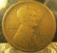 1910-S LINCOLN WHEAT CENT-PENNY                                       823171