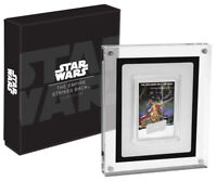 2017 NIUE STAR WARS POSTERS   EMPIRE STRIKES BACK 1 OZ PROOF SILVER $2 SKU48935