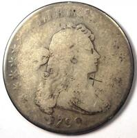 1799 DRAPED BUST SILVER DOLLAR $1 -  TYPE COIN