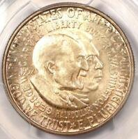 1952 WASHINGTON-CARVER SILVER HALF DOLLAR 50C COIN - PCGS MINT STATE 66 CAC - $475 VALUE