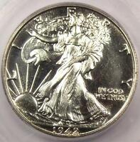 1942 PROOF WALKING LIBERTY HALF DOLLAR 50C COIN - ICG PR65 PF65 - $510 VALUE