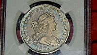 1805 50C NGC EXTRA FINE 40 DRAPED BUST HALF DOLLAR LOWEST PRICE ON EBAY AS OF 1/6/18
