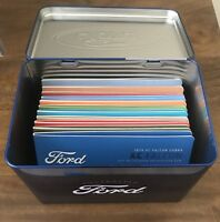 2017 AUSTRALIAN FORD CLASSIC COLLECTION 50C X 11 UNC COIN SE