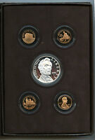 2009 LINCOLN COIN & CHRONICLES COIN SET COLLECTION & SILVER DOLLAR   AG38