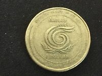 1999 AUSTRALIA $1 INTERNATIONAL YEAR OF OLDER PERSONS CIRCULATED 1 DOLLAR COIN