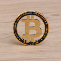 HIGH QUALITY COMMEMORATIVE COIN GOLD BTC BITCOIN COLLECTION GIFT ETHEREUM RIPPLE