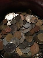 WORLD COIN LOT OF 25 COINS.