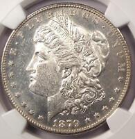 1879-S REVERSE OF 1878 MORGAN SILVER DOLLAR $1 VAM-42 - NGC UNC DETAIL MS BU
