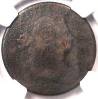 1801 DRAPED BUST LARGE CENT 1C 1/000 S-220 - NGC FINE DETAILS -  COIN