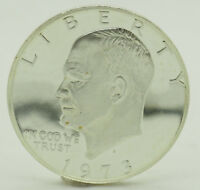 1973 S PROOF EISENHOWER IKE DOLLAR 40 SILVER US COIN