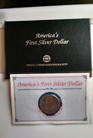AMERICA'S FIRST SILVER DOLLAR 1808 8 REALES SILVER COIN  HAS
