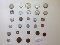 LOT OF 28 DIFFERENT PHILIPPINAS COINS 2   WORLD COIN LOT COLLECTION LBS POUNDS