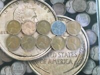 1940S TO 1949S SERIES OF WHEAT PENNIES