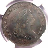 1806 DRAPED BUST HALF DOLLAR 50C O-117 R5 - NGC VF DETAIL - RARITY-5 VARIETY