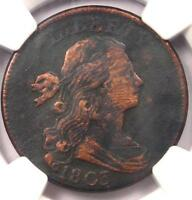 1803 DRAPED BUST LARGE CENT 1C S-262 - NGC VF DETAILS -  EARLY DATE PENNY