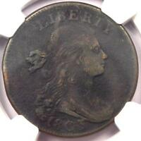 1803 DRAPED BUST LARGE CENT 1C S-244 - NGC VF DETAILS -  EARLY PENNY