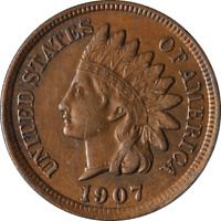 1907 INDIAN CENT GREAT DEALS FROM THE TECC BARGAIN BIN