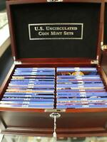 1965 2016 FIRST 50 YEARS UNITED STATES US MINT SETS COMPLETE SET P & D   3 SMS