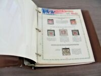 US EXCELLENT CHRISTMAS SEAL COLLECTION MOUNTED ON WHITE ACE PAGES & OTHER
