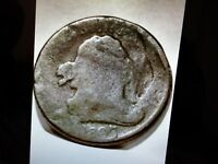 1807 DRAPED BUST LARGE CENT,GOOD GRADE,211 YEARS OLD,879