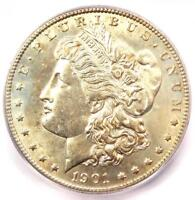 1901-S MORGAN SILVER DOLLAR $1 - CERTIFIED ICG MINT STATE 64 -  COIN - $1,440 VALUE