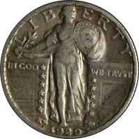 1929-S STANDING LIBERTY QUARTER GREAT DEALS FROM THE EXECUTIVE COIN COMPANY