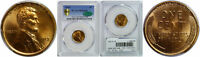 1913 LINCOLN CENT PCGS PR-66 RD CAC