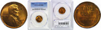 1923 LINCOLN CENT PCGS MINT STATE 64 RB