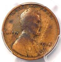 1914-D LINCOLN WHEAT CENT 1C - PCGS FINE DETAILS -  KEY DATE CERTIFIED PENNY