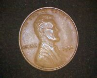 1931 LINCOLN WHEAT CENT 12626
