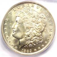 1889-O MORGAN SILVER DOLLAR $1 COIN - ICG MINT STATE 65 -  IN MINT STATE 65 - $3,940 VALUE