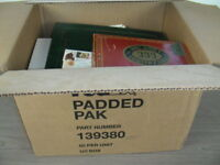 US 1000'S OF STAMPS IN BOXES GLASSINES & OTHERS..ON & OFF PAPER DUPLICATES