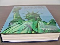 US 1985 1997  MINT FACE $450  MINT NH STAMPS MOUNTED IN A HARRIS LIBERTY ALBUM