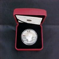 CANADA $15 2009 SILVER ROYALTY SERIES  KING GEORGE VI