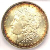 1880-O MORGAN SILVER DOLLAR $1 VAM-6A - ICG MINT STATE 64 -  IN MINT STATE 64 - $1,690 VALUE